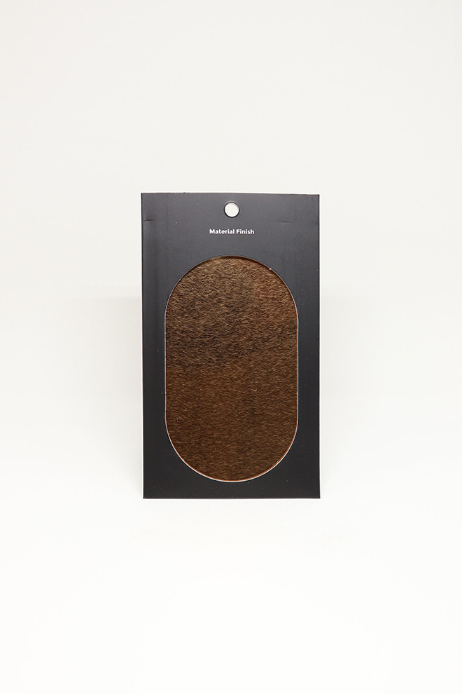 [MATERIAL FINISH]Vibration Bronze